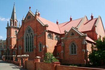 Trinity Methodist church, Kimberley, Northern Cape