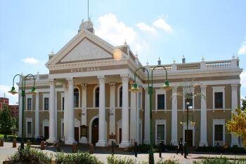 City Hall, Kimberley, Northern Cape