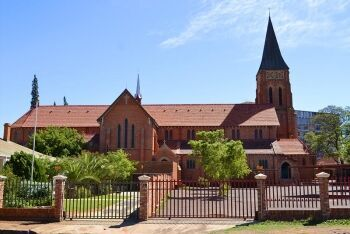 St Cyprian\'s Cathedral, Kimberley, Northern Cape